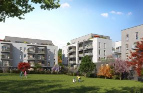 Programme immobilier CO17 appartement à Neuville-sur-Saône (69250) Entre champs et forêts