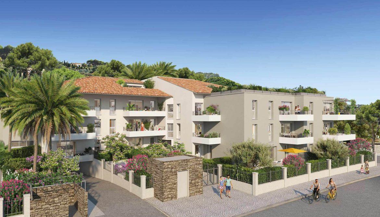 Programme immobilier Lavandou (83980) Idéalement située entre plages et commerces. BOW14