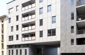 Programme immobilier EIF5 appartement à Lyon 7ème (69007) En cœur de ville