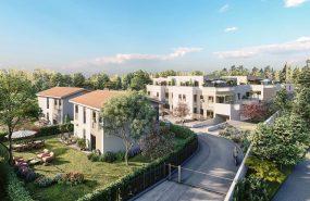 Programme immobilier SP10 appartement à Sainte-Foy-les-Lyon (69110) Plan du loup