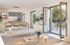 Programme immobilier 6ES1 appartement à Lyon 7ème (69007) Route de Vienne