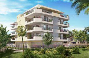 Programme immobilier VAL138 appartement à Saint Raphael (83390) Adresse rêvée proche des magnifiques plages de sable