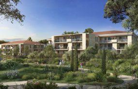 Programme immobilier VAL112 appartement à Aix-En-Provence (13100) Quartier au calme