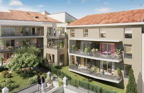 Programme immobilier VAL140 appartement à Toulon (83000) Quartier Beaulieu, un environnement vivant et préservé