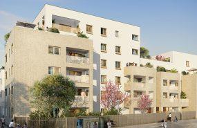 Programme immobilier PI34 appartement à Lyon 8ème (69008) Au cœur de l'énergie économique Lyonnaise