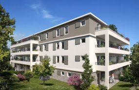 Programme immobilier ICA25 appartement à Plan-De-Cuques (13380) Proximité du centre-ville