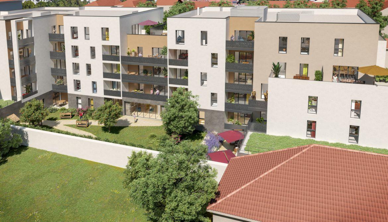 Programme immobilier ALT94 appartement à Villefranche-sur-Saône (69400)