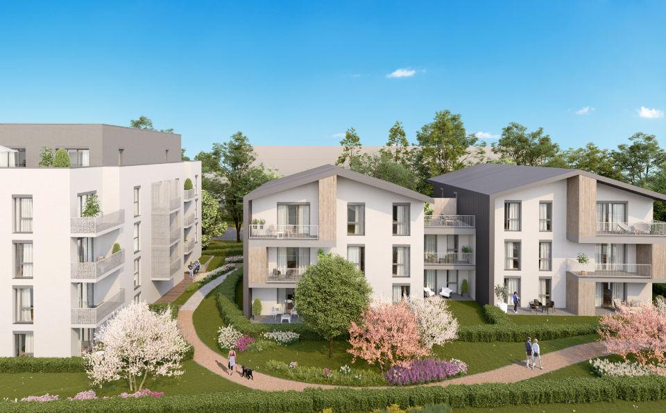 Programme immobilier CAP15 appartement à Vénissieux (69200)