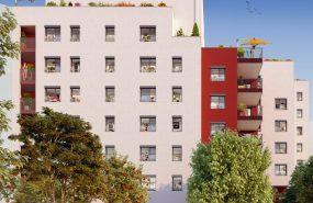 Programme immobilier ALT95 appartement à Villeurbanne (69100)