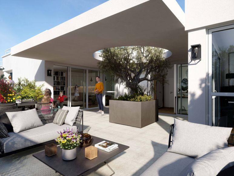 Programme immobilier ICA28 appartement à Saint-Genis-Pouilly (01630) Située au cœur de la ville de Saint-Genis-Pouilly