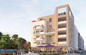 Programme immobilier AJA7 appartement à Décines (69150) CENTRE VILLE