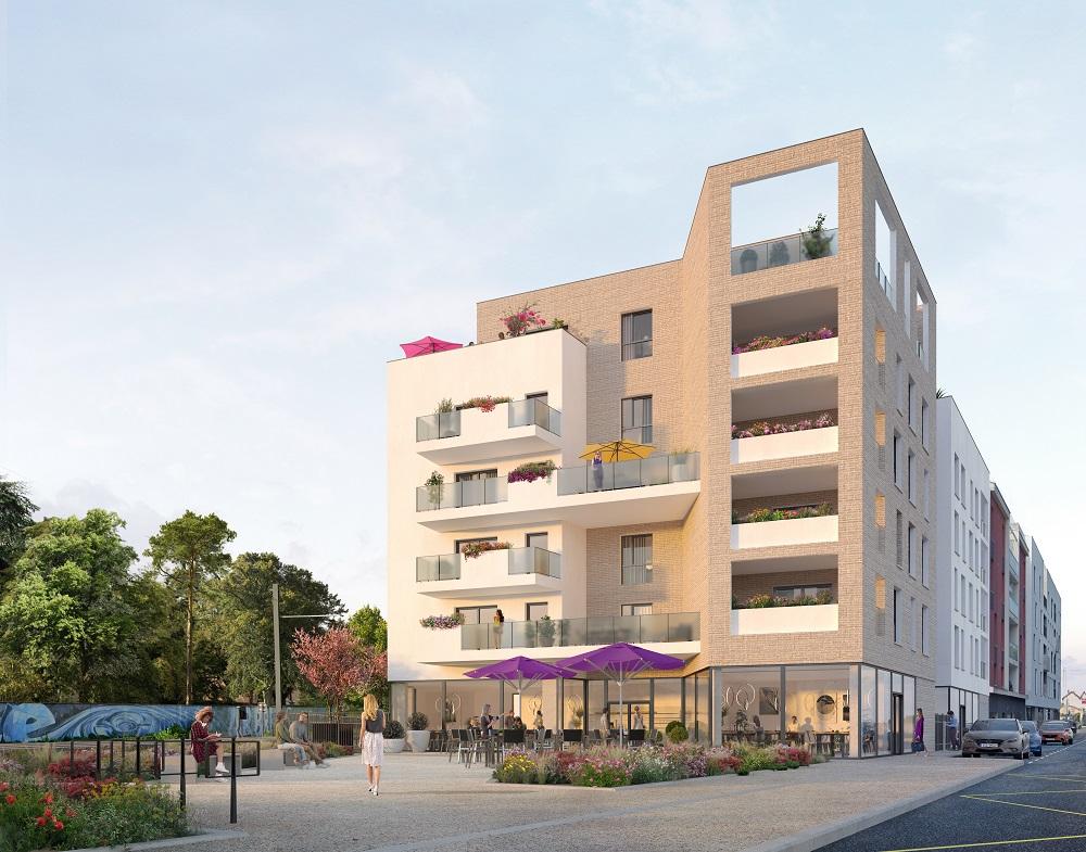 Programme immobilier SP15 appartement à Décines (69150) Emplacement idéal