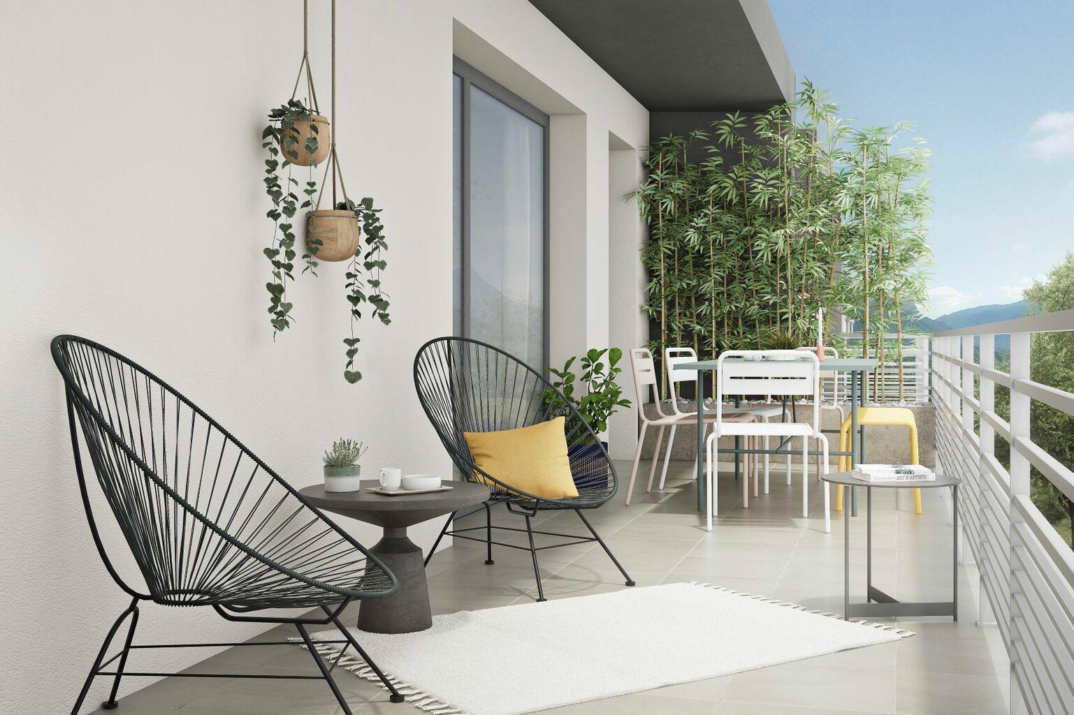 Programme immobilier VAL153 appartement à Neydens (74160) Cadre rural