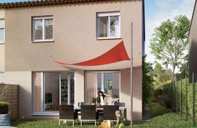 Programme immobilier VAL148 appartement à Saint-Mitres-Les-Remparts (13920) Quartier ouvert sur les ruelles pittoresques