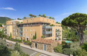 Programme immobilier ALT117 appartement à Cavalaire Sur Mer (83240) À 10 mn à pied du centre-ville et des plages