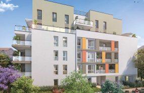 Programme immobilier URB31 appartement à Villeurbanne (69100) Une adresse sans compromis