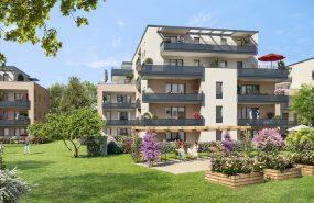 Programme immobilier ALT97 appartement à Thonon les Bains (74200) Dans son écrin de verdure