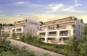 Programme immobilier NEO20 appartement à Champagne-au-Mont-d'Or (69410) Environnement naturel riche et préservé