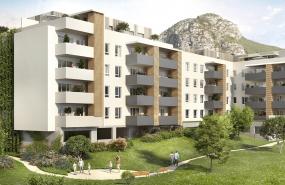 Programme immobilier ALT32 appartement à St Martin Le Vinoux (38950) Centre Ville