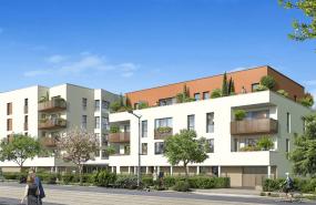Programme immobilier KAB34 appartement à Saint-Priest (69800) Dans la première couronne de Lyon