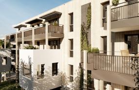 Programme immobilier VAL127 appartement à Le Pontet (84130) Au cœur d'un quartier en plein développement