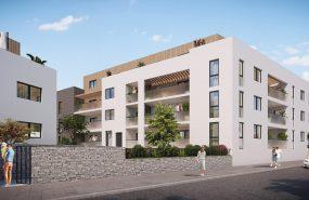 Programme immobilier AJA16 appartement à Craponne (69290) Équilibre entre calme et praticité