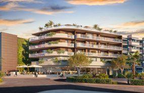 Programme immobilier EUR26 appartement à Cavalaire Sur Mer (83240) Au cœur du pays provençal