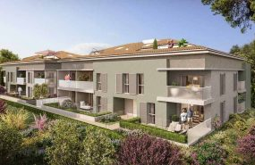 Programme immobilier ALT85 appartement à Cogolin (83310) À proximité des plages