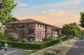 Programme immobilier ALT74 appartement à Le Puy-Sainte-Réparade (13610) À 500 m du cœur commerçant totalement rénové
