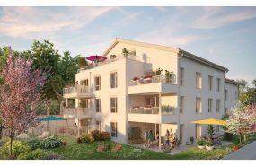 Programme immobilier LNC8 appartement à Saint-Priest (69800)