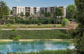 Programme immobilier EDO6 appartement à Arles (13200) Un havre de paix