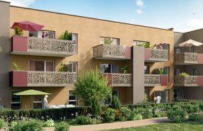 Programme immobilier VAL142 appartement à Saint-Etienne-De-Crossey (38960) À 2 min à pied du cœur village