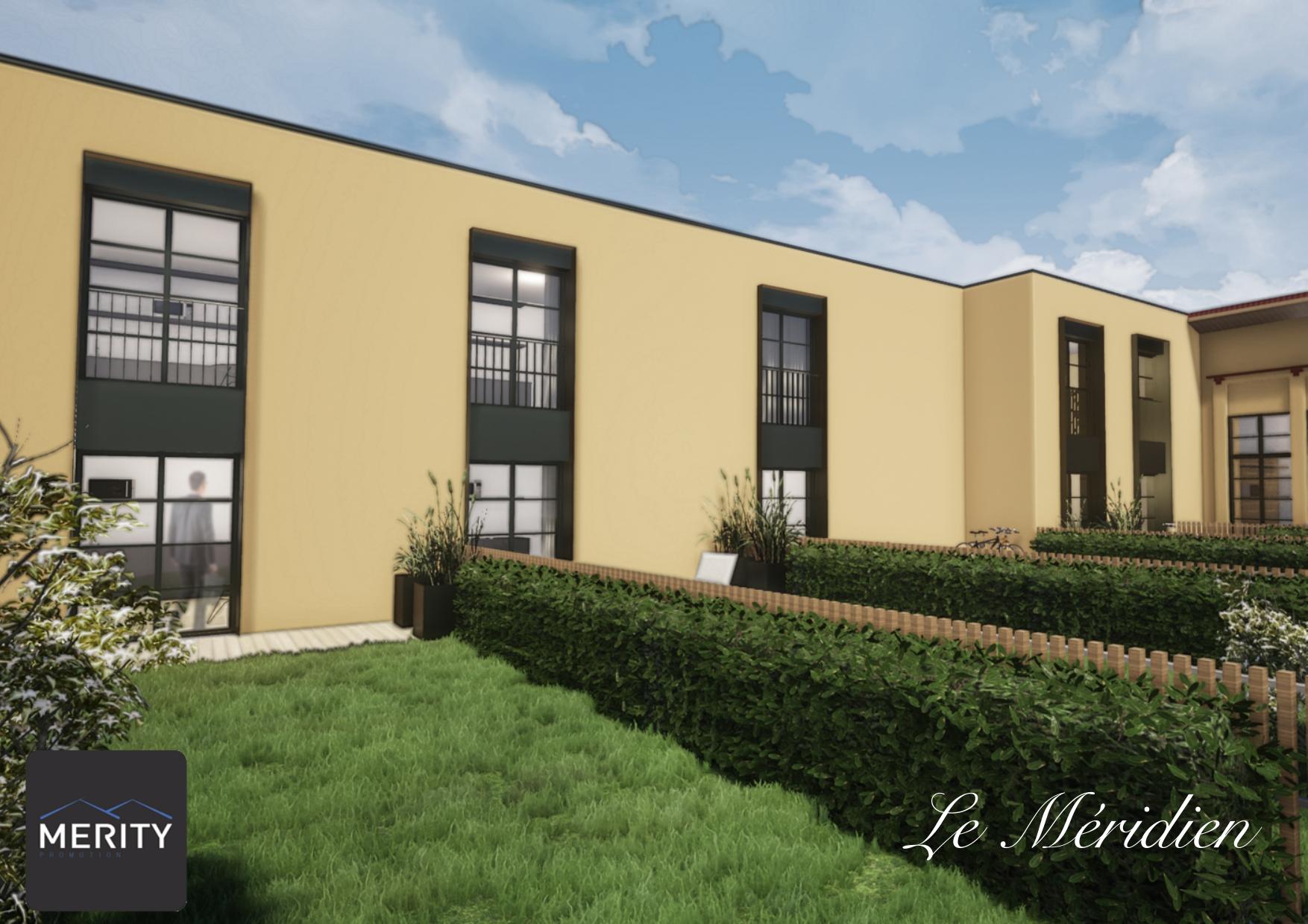 Programme immobilier REA1 appartement à Charbonnière les bains(69260) Emplacement idéal