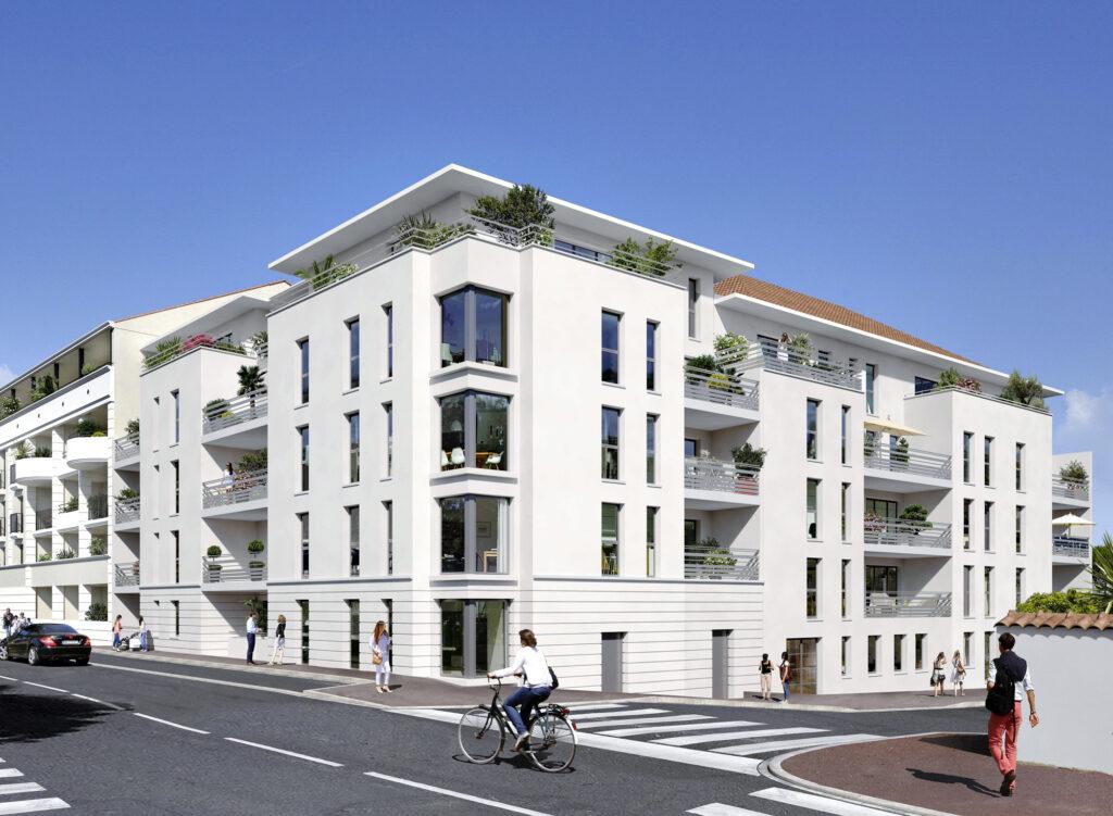 Programme immobilier LNC41 appartement à La Londe Les Maures (83250) À quelques centaines de mètres du centre-ville