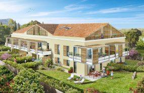 Programme immobilier URB12 appartement à Toulon (83000) Est de Toulon