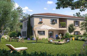 Programme immobilier QUA1 appartement à Aix-En-Provence (13100) Quartier de Galice