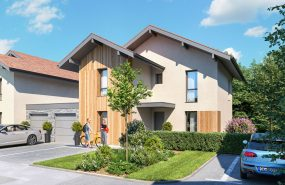 Programme immobilier EUR23 appartement à Chens sur Leman (74140) Située dans la plaine du Bas-Chablais