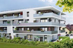 Programme immobilier VAL54 appartement à Annemasse (74100)