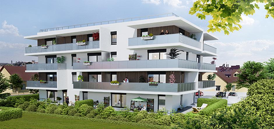 Programme immobilier PI43 appartement à Annemasse (74100) Emplacement idéal