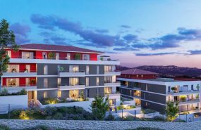 Programme immobilier URB28 appartement à Marseille 12ème (13012) Au cœur d'un écrin de verdure