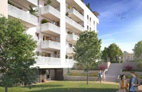 Programme immobilier NEO21 appartement à Tarare (69170) À proximité immédiate du centre-ville