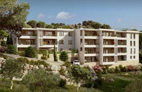 Programme immobilier LNC13 appartement à Marseille 12ème (13012) Caillols