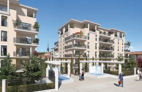 Programme immobilier QUA9 appartement à Aix-En-Provence (13100) Une adresse privilégiée