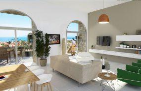 Programme immobilier OCE1 appartement à La Londe Les Maures (83250) Sur un parc vallonné et arboré