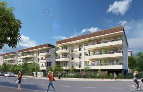 Programme immobilier ALT108 appartement à Arles (13200) Un emplacement à forte valeur ajoutée